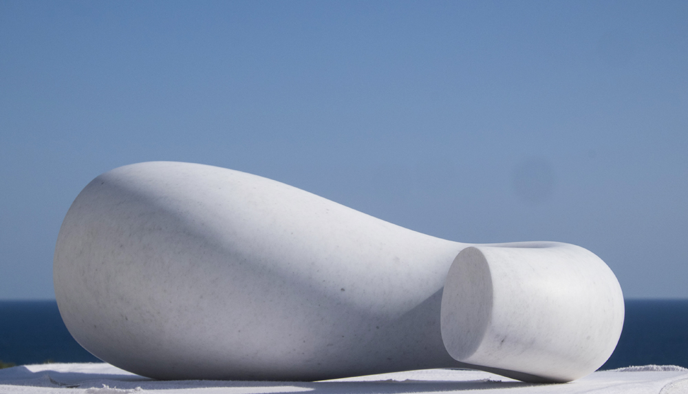 Sculpture lying down - XIM I. RABASSA - XIR 0001