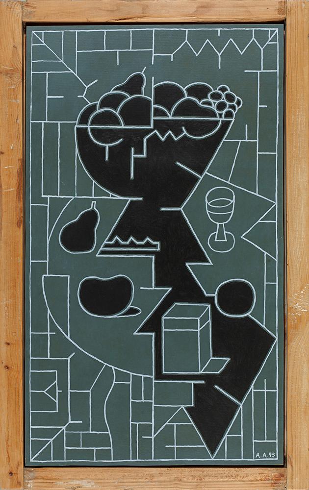 El frutero negro - ALFREDO ALCAÍN - GAA 01/97
