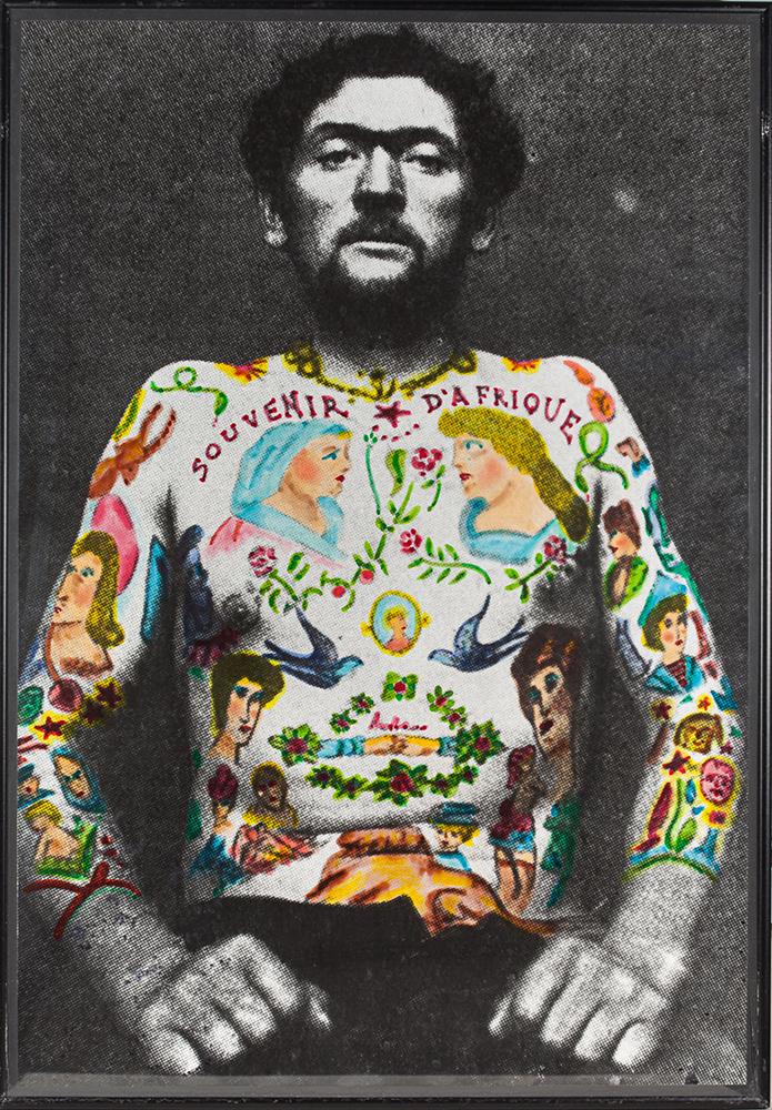 Tatuaje 1 - PLINIO MARTELLI - GPM 14/95