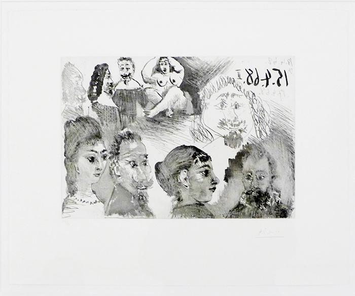 Sin título - PABLO PICASSO - PIC 0005